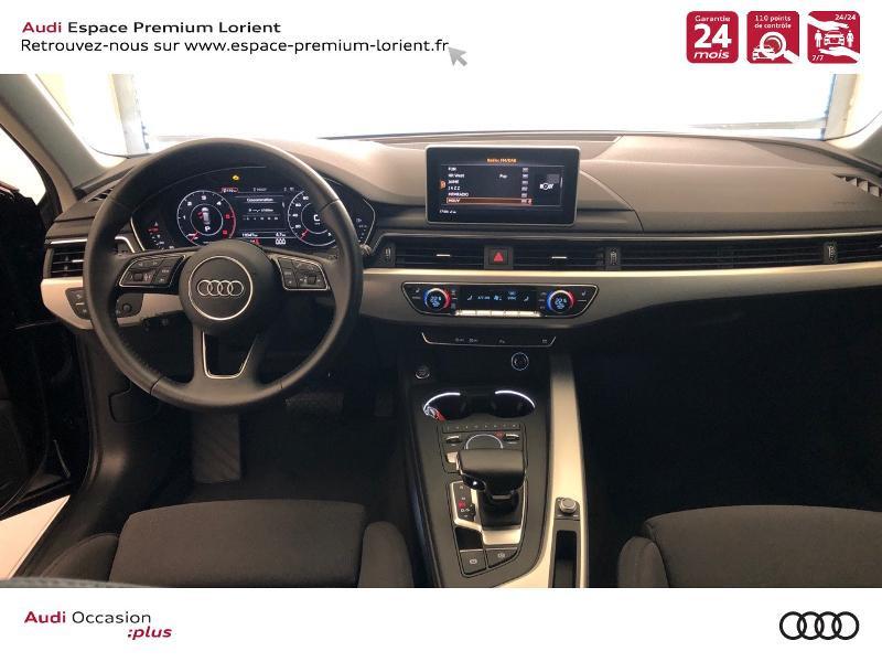 Photo 6 de l'offre de AUDI A4 Avant 2.0 TDI 150ch Sport S tronic 7 à 28990€ chez Espace Premium – Audi Lorient