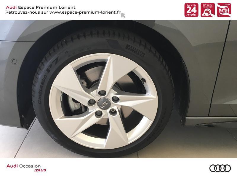 Photo 31 de l'offre de AUDI A3 Sportback 35 TDI 150ch S line S tronic 7 à 40990€ chez Espace Premium – Audi Lorient