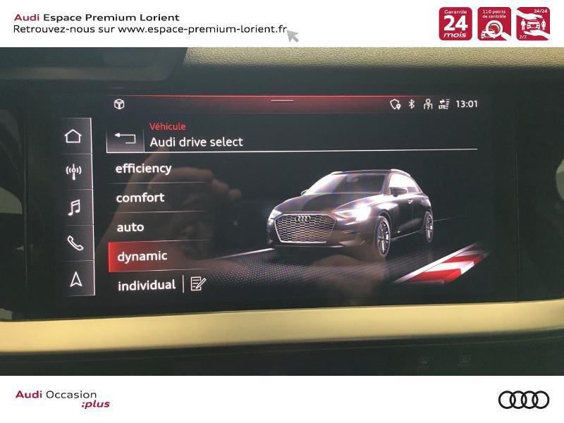 Photo 25 de l'offre de AUDI A3 Sportback 35 TDI 150ch S line S tronic 7 à 40990€ chez Espace Premium – Audi Lorient