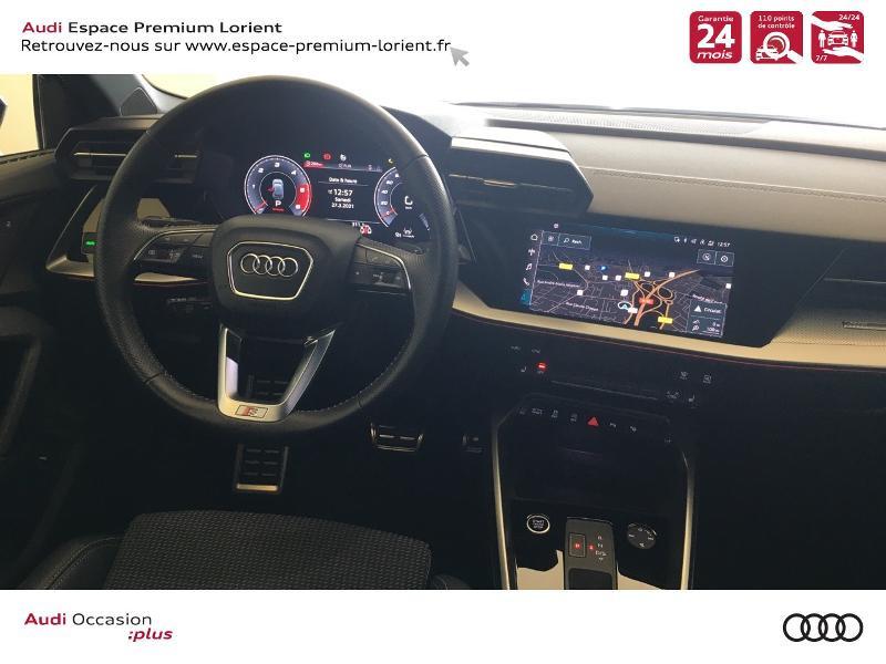 Photo 6 de l'offre de AUDI A3 Sportback 35 TDI 150ch S line S tronic 7 à 40990€ chez Espace Premium – Audi Lorient