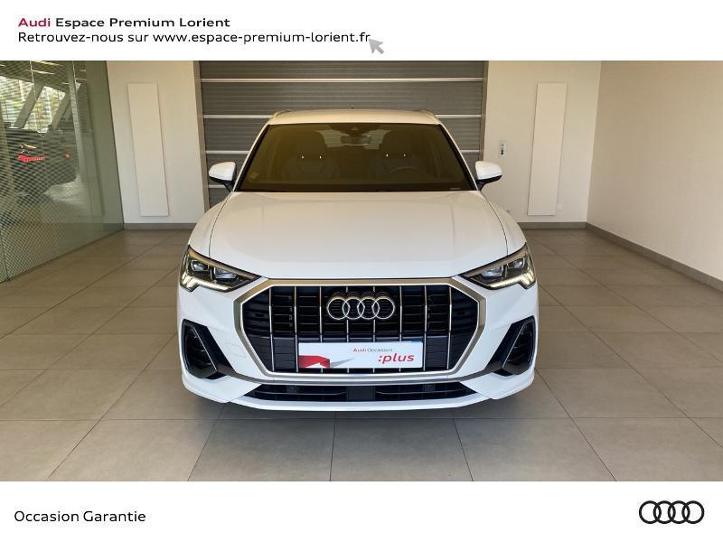 Photo 2 de l'offre de AUDI Q3 35 TFSI 150ch S line S tronic 7 à 37990€ chez Espace Premium – Audi Lorient