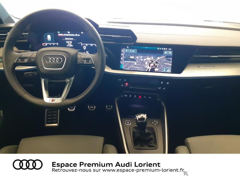 Photo 6 de l'offre de AUDI A3 Sportback 1.5 TFSI 150ch S line à 41990€ chez Espace Premium – Audi Lorient