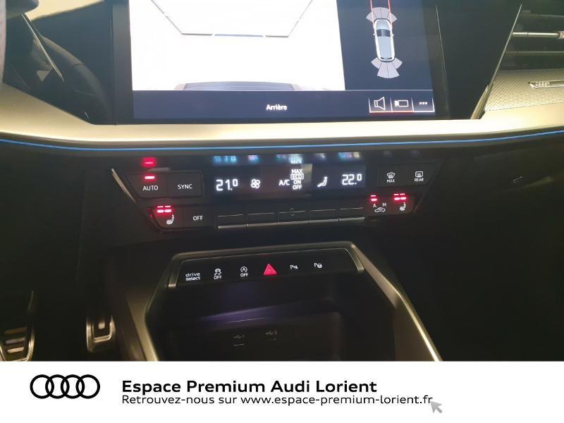 Photo 15 de l'offre de AUDI A3 Sportback 1.5 TFSI 150ch S line à 41990€ chez Espace Premium – Audi Lorient