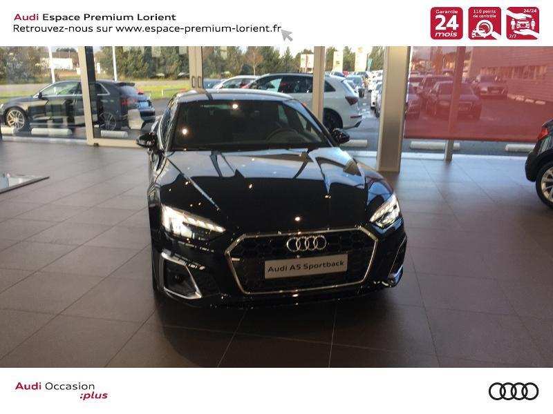 Photo 2 de l'offre de AUDI A5 Sportback 40 TFSI 190ch S line S tronic 7 Euro6d-T 132g à 49990€ chez Espace Premium – Audi Lorient