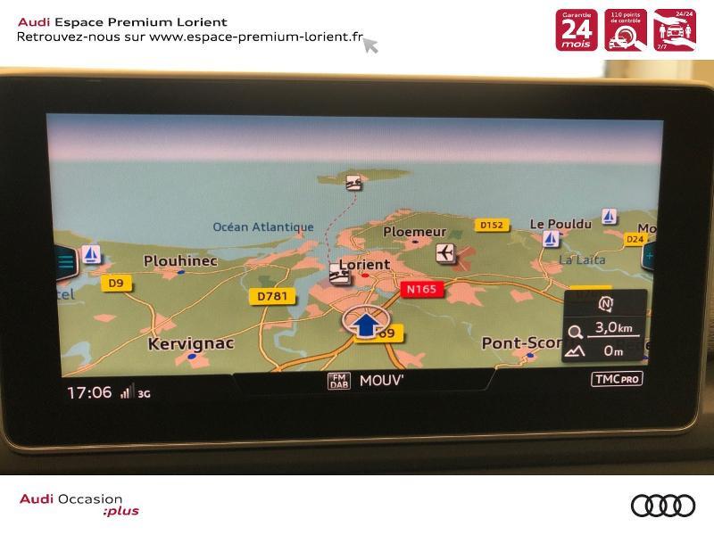 Photo 11 de l'offre de AUDI A4 Avant 2.0 TDI 150ch Sport S tronic 7 à 28990€ chez Espace Premium – Audi Lorient
