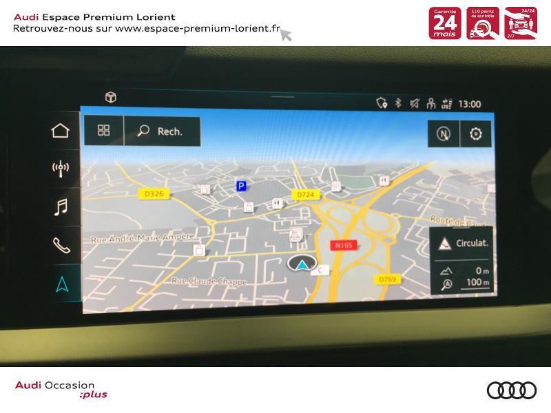 Photo 22 de l'offre de AUDI A3 Sportback 35 TDI 150ch S line S tronic 7 à 40990€ chez Espace Premium – Audi Lorient