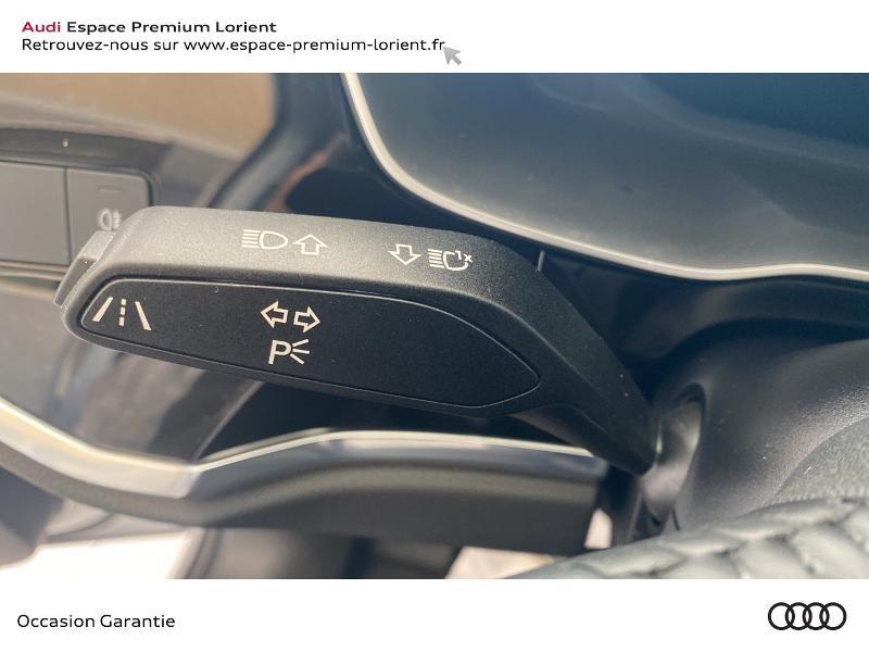 Photo 16 de l'offre de AUDI Q3 35 TFSI 150ch Design à 36500€ chez Espace Premium – Audi Lorient