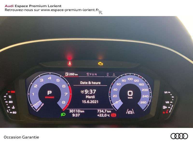 Photo 9 de l'offre de AUDI Q3 35 TFSI 150ch S line S tronic 7 à 37990€ chez Espace Premium – Audi Lorient