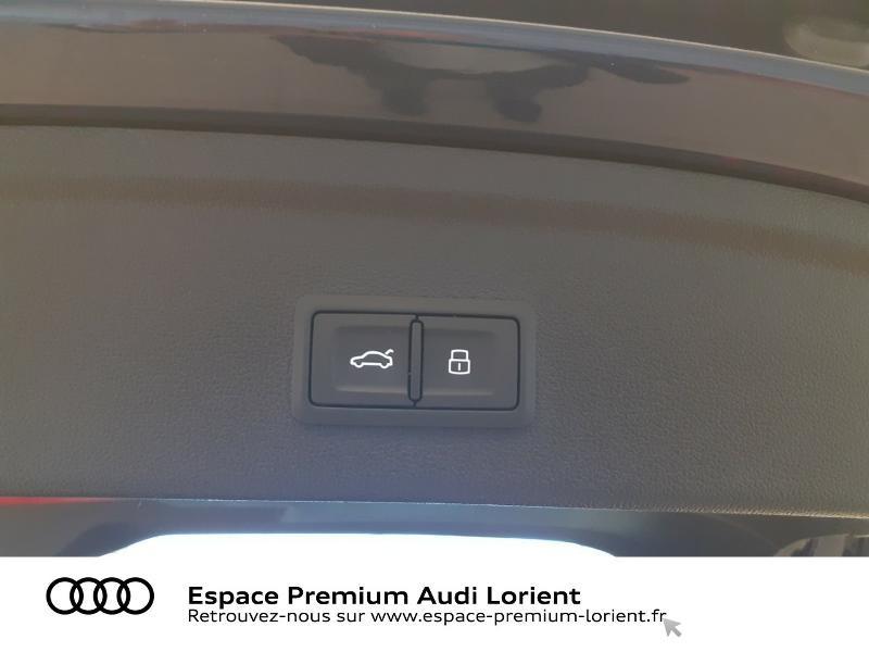 Photo 9 de l'offre de AUDI A3 Sportback 1.5 TFSI 150ch S line à 41990€ chez Espace Premium – Audi Lorient