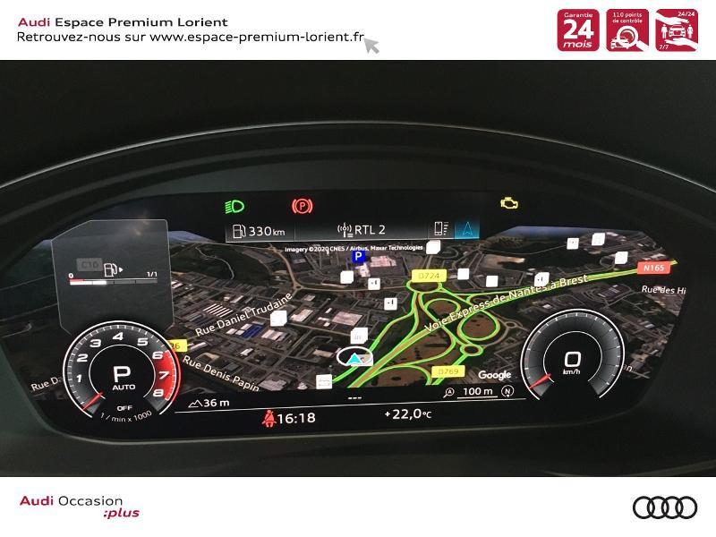Photo 13 de l'offre de AUDI A5 Sportback 40 TFSI 190ch S line S tronic 7 Euro6d-T 132g à 49990€ chez Espace Premium – Audi Lorient