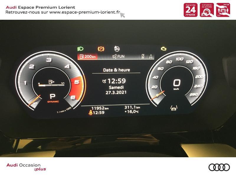 Photo 16 de l'offre de AUDI A3 Sportback 35 TDI 150ch S line S tronic 7 à 40990€ chez Espace Premium – Audi Lorient