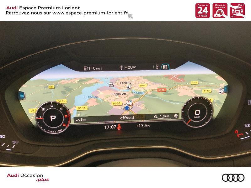 Photo 14 de l'offre de AUDI A4 Avant 2.0 TDI 150ch Sport S tronic 7 à 28990€ chez Espace Premium – Audi Lorient