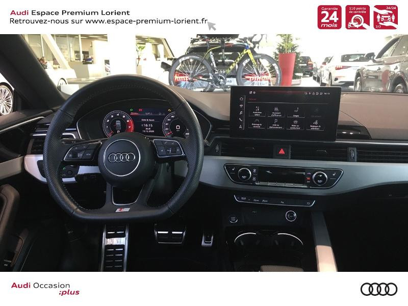 Photo 6 de l'offre de AUDI A5 Sportback 40 TFSI 190ch S line S tronic 7 Euro6d-T 132g à 49990€ chez Espace Premium – Audi Lorient