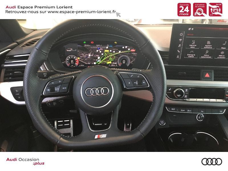 Photo 14 de l'offre de AUDI A5 Sportback 40 TFSI 190ch S line S tronic 7 Euro6d-T 132g à 49990€ chez Espace Premium – Audi Lorient