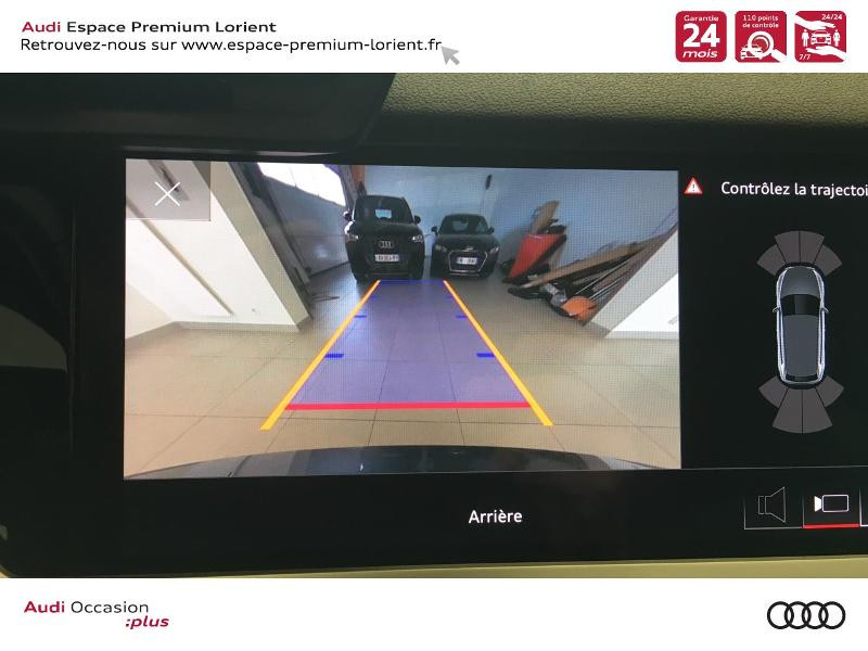 Photo 21 de l'offre de AUDI A3 Sportback 35 TDI 150ch S line S tronic 7 à 40990€ chez Espace Premium – Audi Lorient