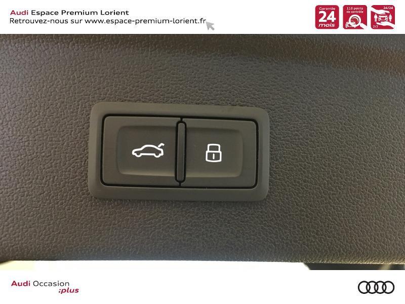 Photo 29 de l'offre de AUDI A3 Sportback 35 TDI 150ch S line S tronic 7 à 40990€ chez Espace Premium – Audi Lorient