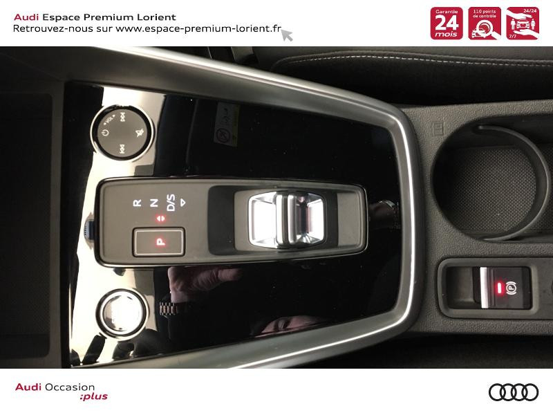 Photo 18 de l'offre de AUDI A3 Sportback 35 TDI 150ch S line S tronic 7 à 40990€ chez Espace Premium – Audi Lorient