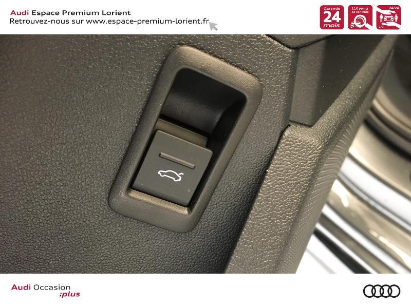 Photo 10 de l'offre de AUDI A3 Sportback 35 TDI 150ch S line S tronic 7 à 40990€ chez Espace Premium – Audi Lorient