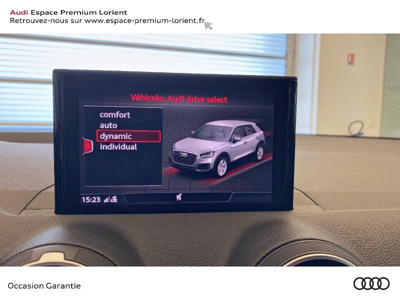 Photo 10 de l'offre de AUDI Q2 30 TDI 116ch Sport Euro6d-T à 27500€ chez Espace Premium – Audi Lorient