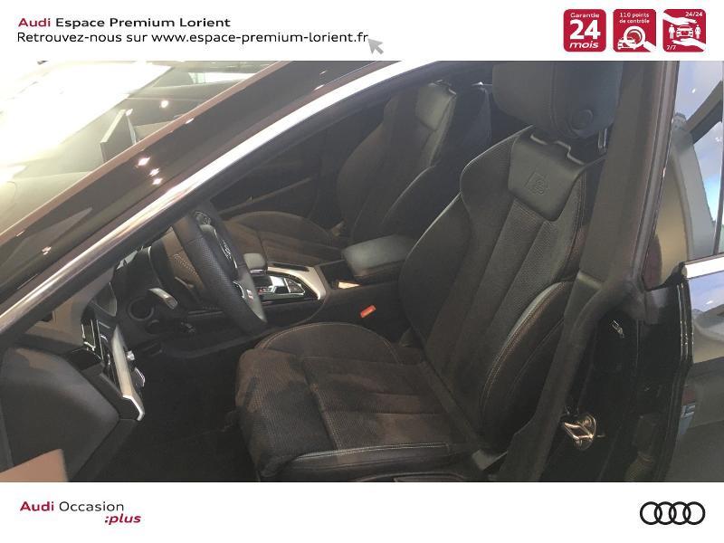 Photo 7 de l'offre de AUDI A5 Sportback 40 TFSI 190ch S line S tronic 7 Euro6d-T 132g à 49990€ chez Espace Premium – Audi Lorient