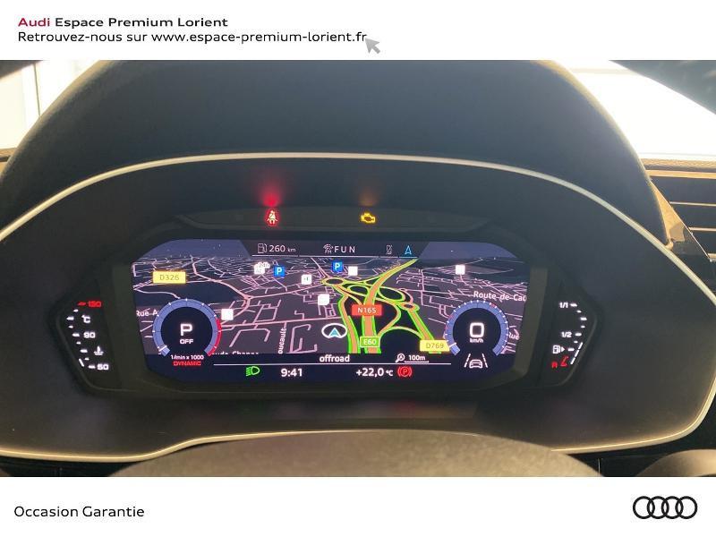 Photo 18 de l'offre de AUDI Q3 35 TFSI 150ch S line S tronic 7 à 37990€ chez Espace Premium – Audi Lorient