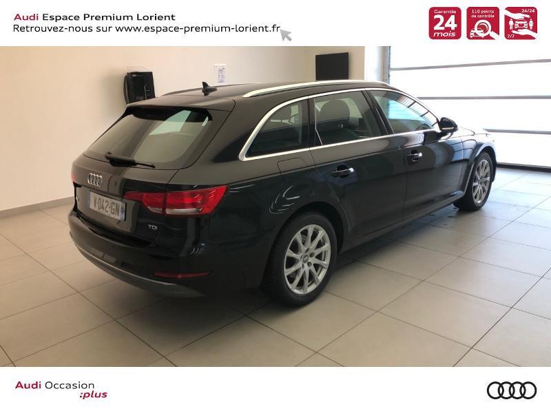 Photo 4 de l'offre de AUDI A4 Avant 2.0 TDI 150ch Sport S tronic 7 à 28990€ chez Espace Premium – Audi Lorient