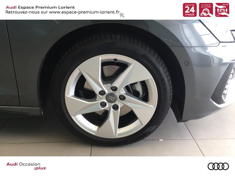 Photo 32 de l'offre de AUDI A3 Sportback 35 TDI 150ch S line S tronic 7 à 40990€ chez Espace Premium – Audi Lorient