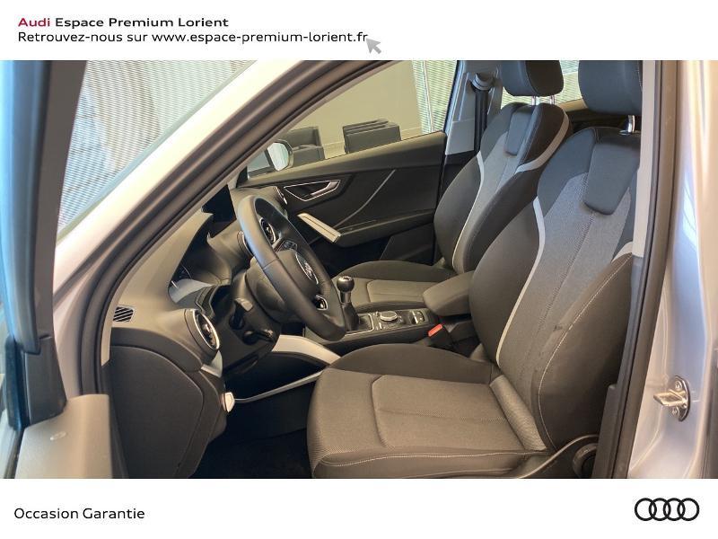 Photo 7 de l'offre de AUDI Q2 30 TDI 116ch Sport Euro6d-T à 27500€ chez Espace Premium – Audi Lorient