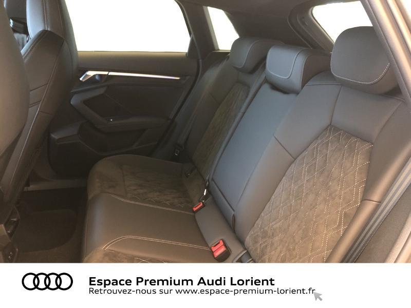 Photo 7 de l'offre de AUDI A3 Sportback 35 TFSI 150ch S line à 39990€ chez Espace Premium – Audi Lorient