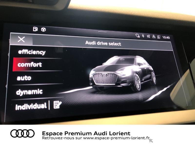 Photo 18 de l'offre de AUDI A3 Sportback 35 TFSI 150ch S line à 39990€ chez Espace Premium – Audi Lorient