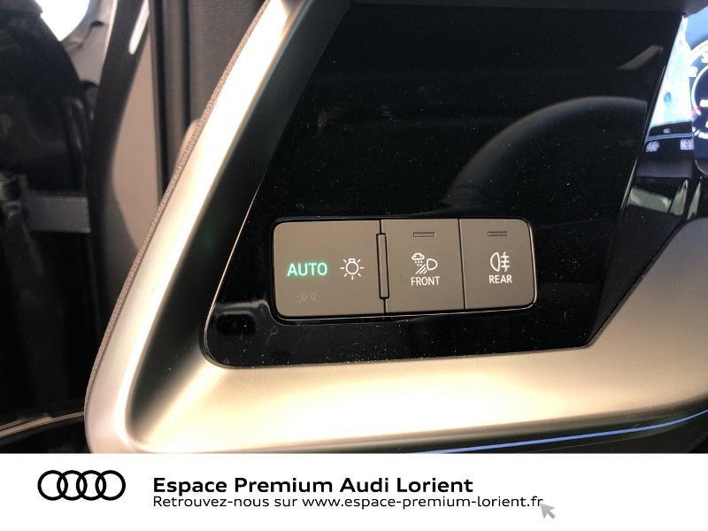 Photo 14 de l'offre de AUDI A3 Sportback 35 TFSI 150ch S line à 39990€ chez Espace Premium – Audi Lorient