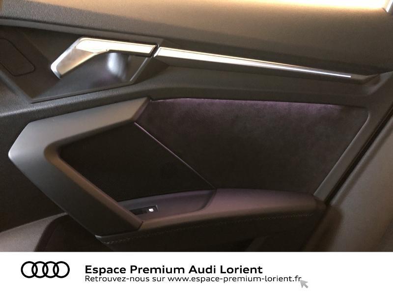 Photo 9 de l'offre de AUDI A3 Sportback 35 TFSI 150ch S line à 39990€ chez Espace Premium – Audi Lorient
