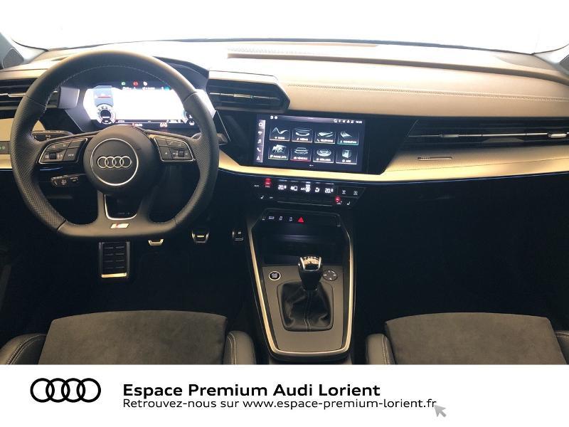 Photo 6 de l'offre de AUDI A3 Sportback 35 TFSI 150ch S line à 39990€ chez Espace Premium – Audi Lorient