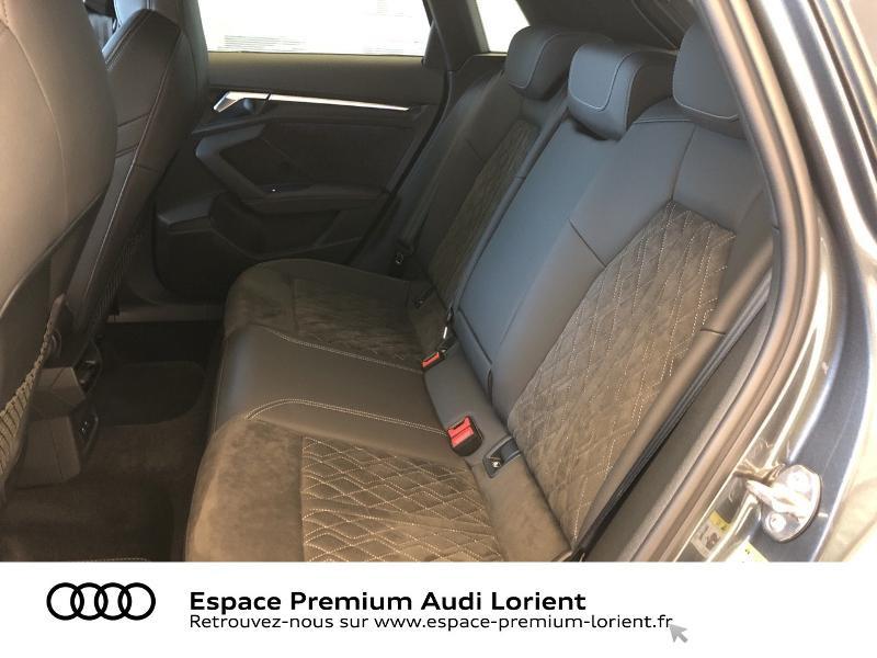 Photo 10 de l'offre de AUDI A3 Sportback 35 TFSI 150ch S line à 39990€ chez Espace Premium – Audi Lorient