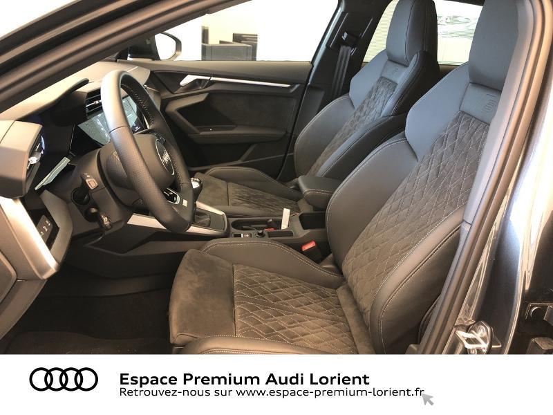 Photo 8 de l'offre de AUDI A3 Sportback 35 TFSI 150ch S line à 39990€ chez Espace Premium – Audi Lorient