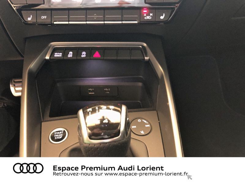 Photo 17 de l'offre de AUDI A3 Sportback 35 TFSI 150ch S line à 39990€ chez Espace Premium – Audi Lorient