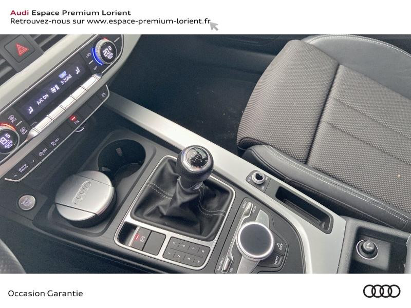 Photo 12 de l'offre de AUDI A4 2.0 TDI 150ch S line à 26990€ chez Espace Premium – Audi Lorient