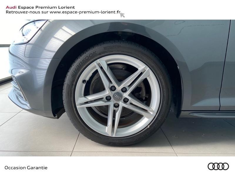 Photo 17 de l'offre de AUDI A4 2.0 TDI 150ch S line à 26990€ chez Espace Premium – Audi Lorient