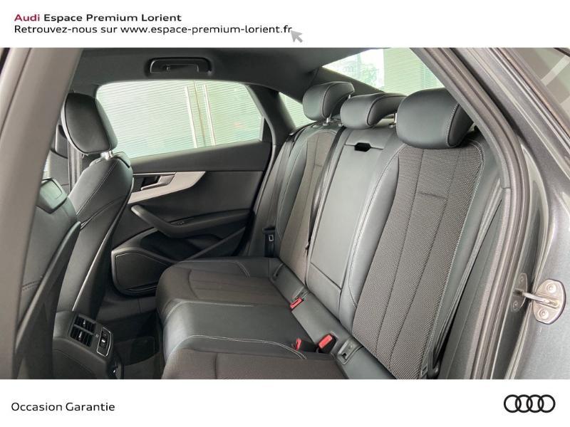 Photo 8 de l'offre de AUDI A4 2.0 TDI 150ch S line à 26990€ chez Espace Premium – Audi Lorient
