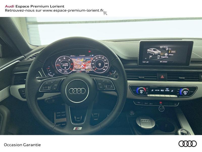Photo 6 de l'offre de AUDI A4 2.0 TDI 150ch S line à 26990€ chez Espace Premium – Audi Lorient