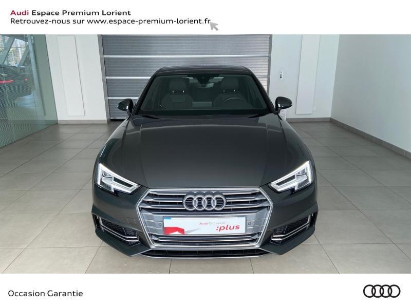 Photo 3 de l'offre de AUDI A4 2.0 TDI 150ch S line à 26990€ chez Espace Premium – Audi Lorient