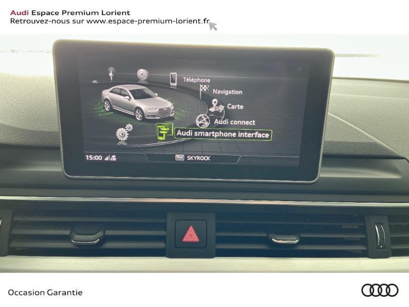 Photo 11 de l'offre de AUDI A4 2.0 TDI 150ch S line à 26990€ chez Espace Premium – Audi Lorient