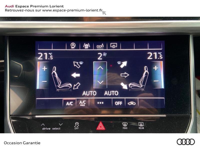 Photo 11 de l'offre de AUDI A6 45 TDI 231ch S line quattro tiptronic à 43990€ chez Espace Premium – Audi Lorient