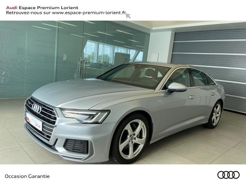 Photo 1 de l'offre de AUDI A6 45 TDI 231ch S line quattro tiptronic à 43990€ chez Espace Premium – Audi Lorient