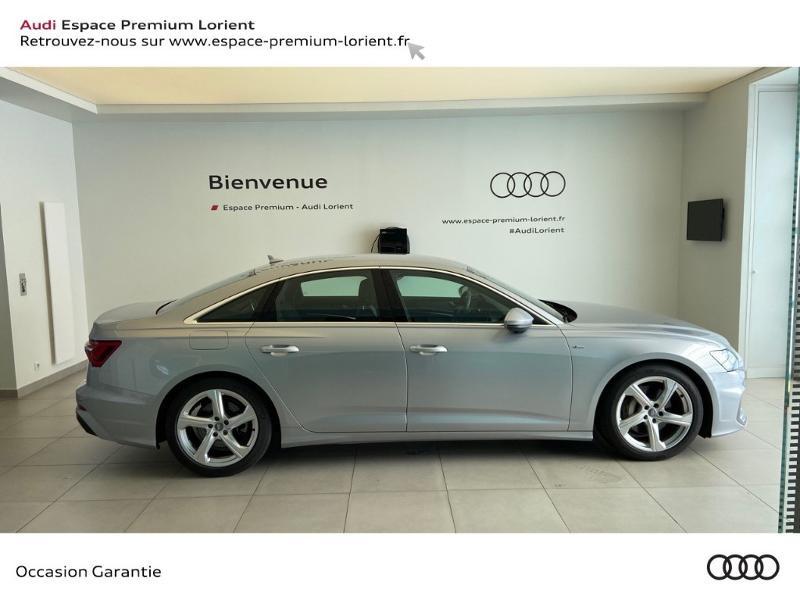 Photo 3 de l'offre de AUDI A6 45 TDI 231ch S line quattro tiptronic à 43990€ chez Espace Premium – Audi Lorient