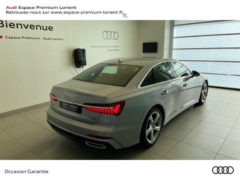 Photo 4 de l'offre de AUDI A6 45 TDI 231ch S line quattro tiptronic à 43990€ chez Espace Premium – Audi Lorient