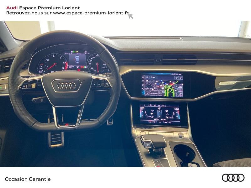 Photo 6 de l'offre de AUDI A6 45 TDI 231ch S line quattro tiptronic à 43990€ chez Espace Premium – Audi Lorient