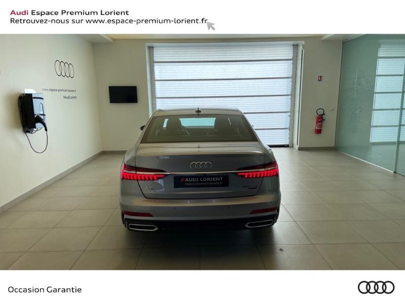 Photo 5 de l'offre de AUDI A6 45 TDI 231ch S line quattro tiptronic à 43990€ chez Espace Premium – Audi Lorient
