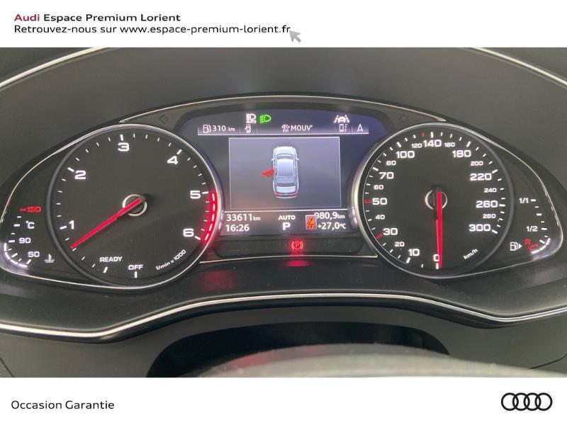 Photo 9 de l'offre de AUDI A6 45 TDI 231ch S line quattro tiptronic à 43990€ chez Espace Premium – Audi Lorient