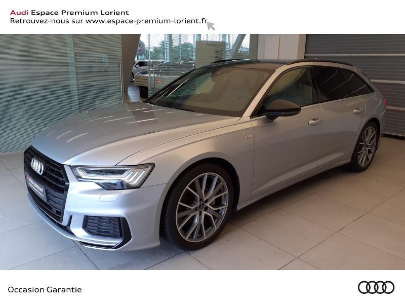 Audi A6 Avant 40 TDI 204ch S line S tronic 7 Diesel ARGENT FLEURET Occasion à vendre
